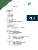 Temario Primer Nivel Biomagnetismo Dr. David Goiz