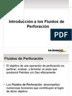 01 Introducción  y Funciones del Fluido de Perforación