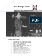 Obras Completas Vicente Ametzaga Aresti - Publicadas por la Editorial Xamezaga