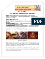 GUIA PROPIA DE FILOSOFIA 10 N° 1