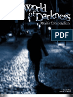 The World Of Darkness - Merit's Compendium