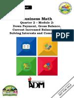 Business Math (ABM)