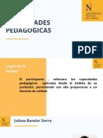 CAPACIDADES PEDAGOGICAS - FINAL