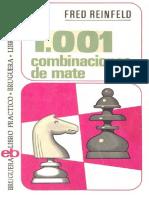 Reinfeld Fred - 1001 Combinaciones de Mate-Exe, 313p