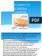 HIPOCONDILITIS HUMERAL LATERAL