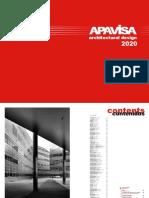Catálogo General de Apavisa 2020