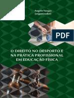 CREF - Livro 14 - O Direito no Desporto e na Prática Profissional em Educação Física