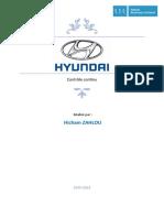 ZAHLOU SCM1 Hyundai