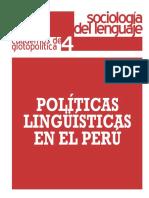 10. Cuaderno Glotopolítica 4 (Perú)2014