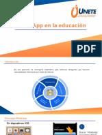 WhatsApp en La Educación