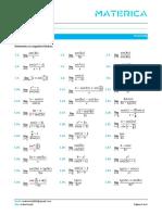 Ficha 4 Trigonometria Limites Notáveis 12