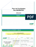 Instructivo para Adherir al Plan de Facilidades de Pago de AGIP