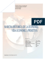 Investigacion - vida economica primitiva