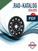Catalog Sudrad 2014-2015