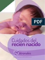 Cuidados Del Recien Nacido