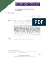 M-P Anacronismo e Irrupción