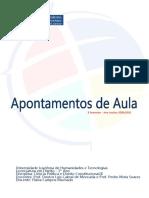 Apontamentos de Ciência Política e Direito Constitucional II - ULHT (2009/2010)