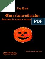 Ada Kroef - Currículo-Nômade