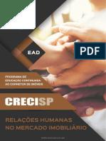 Apostila PROECCI -Relacoes Humanas