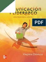 Comunicación y liderazgo una propuesta juvenil by Virginia Dávalos