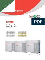 PFT019_TVR6G50 Hz Engineering Manual