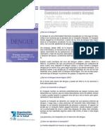 Dengue - Guia Para El Equipo de Salud