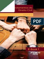 Fundamentos do direito civil modulo 1