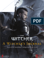 A Witcher's Journal