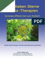 Broschüre - 7 Sterne Krebs Therapie