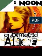 Джеф Нун Автоматическая Алиса