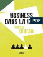 Business dans la cité - Rachid Santaki