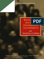 Inclusión Social y Desarrollo Económico en América Latina
