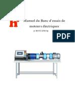 Banc d_essais de machines électriques FEZO hr didactique_BOYUAN811