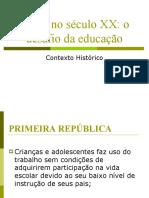 Brasil no século XX