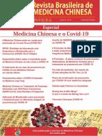 Revista de medicina chinesa e COVID