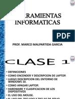Clase 1 y 2 Herramientas Informatica Mayo 2020 Loayza