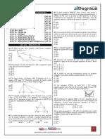 Matemática II - Exercícios