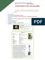 LIST of APRS Satellites