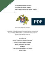 PROYECTO DE INVESTIGACIÓN (1) (2) (1)