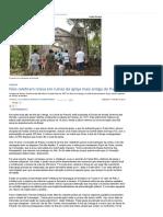 Fiéis celebram missa em ruínas da igreja mais antiga do Paraná - Vida e Cidadania - Gazeta do Povo