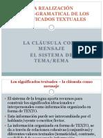 LT_Clase_11 y 12_La Cláusula Como Mensaje