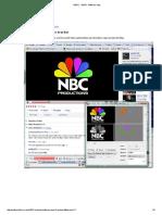 NBSC - NBSC Software help