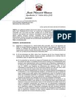 22-1 Jne Confirma Que Tacha Contra Vizcarra Es Infundada-Vilcatoma