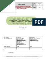 Plan de Desate Mecanizado Ghcoin Sac