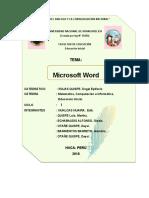 Trabajo Word( Monografico)