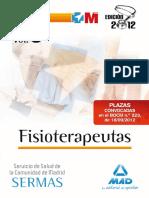 246.- Vol3 Fisioterapeutas Estatutarios Sermas