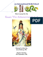 Kuan Yin Attunement 1-7