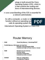 Cisco technology is built around the Cisco Internetwork