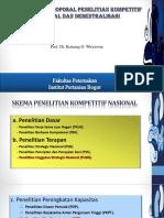 Penyusunan Proposal Sentralisasi dan Desebtralisasi