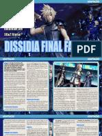 Adaptação - Dissidia Final Fantasy